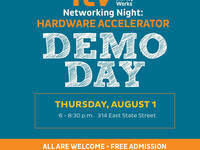 Networking@Rev: Hardware Accelerator Demo Day