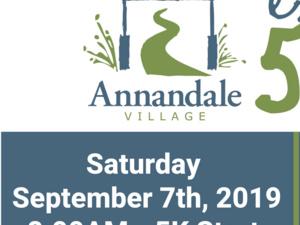 Annandale's Extra Mile 5K Walk & Run