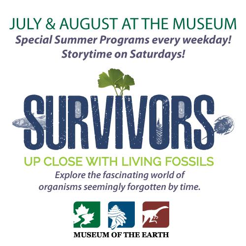 """""""Survivors"""" Special Exhibit Guided Tour"""