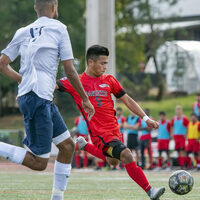 Southern Oregon University Men's Soccer at Oregon Tech