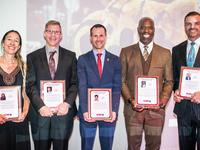 Bobcat Hall of Fame - Homecoming 2019