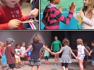Crickets Music & Play Class for 4 to 6 Year Olds!