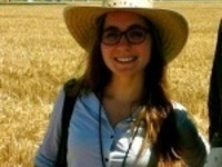 """""""Integrating high-throughput phenotyping, genomic selection, and spatial analysis for plant breeding and management"""" -  Margaret Krause"""