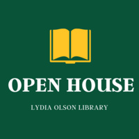 Library Open House and Big Foot Reading & Family Activities, Olson Library