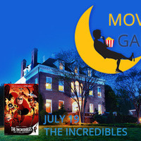 Moonlight Movies at the Mansion