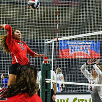 Southern Oregon University Volleyball at Northwest Christian
