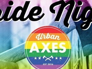 Urban Axes Pride Night