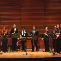 """Return of the Reeds"" Performed by Cascade Clarinet Consort and Siskiyou Saxophone Orchestra Concert"