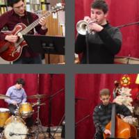 Eastman Performing Arts Medicine: Maxwell Robbins Jazz Quartet