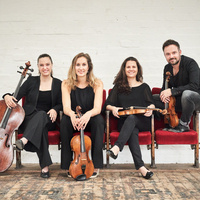 Chamber Music Concerts Presents the Elias String Quartet