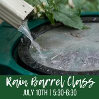 Rain Barrel Class