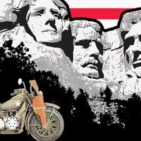 Rushmore Veterans Ride