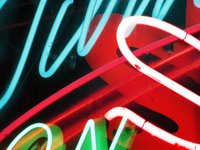 Electric Letterland: A Walking Tour of Portland's Historic Neon Signs