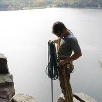 Outdoor Adventures: Camp and Climb