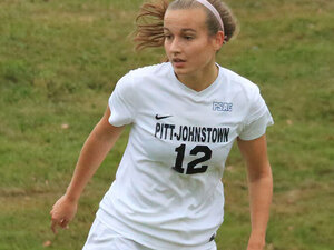 Pitt-Johnstown vs. Clarion, women's soccer
