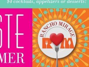 Taste of Summer Rancho Mirage 2019