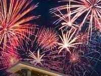 July 3rd #INDIO, Fantasy Springs Resort Casino Fireworks Celebration a Day Early