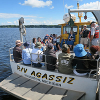 Scientific Excursions Aboard the RV Agassiz