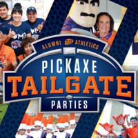 UTEP Alumni/Athletics Pickaxe Tailgate Party -  UTEP vs. LA Tech
