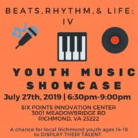 Beats, Rhymes, & Life: Youth Music Showcase IV