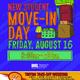 New Student Move-in Day 2019