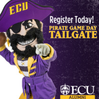Pirate Game Day Tailgate - USF (Homecoming)