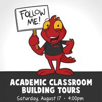Academic Classroom Building Tours