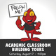 Academic Classroom Building Tours