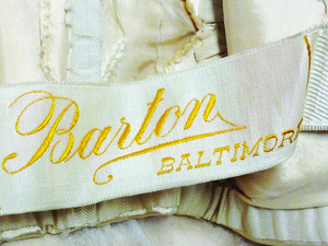 The Golden Age of Baltimore Dressmaking: 1880-1920