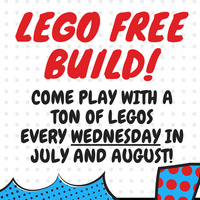 Lego Free Build