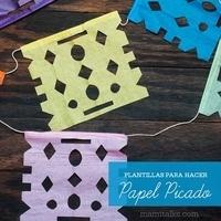 Take & Make: Papel Picado Banner