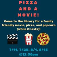 Pizza & A Movie