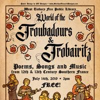 The World of the Troubadours and Trobairitz IX
