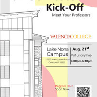 Fall Semester Kick-Off - Lake Nona