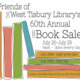 Friends of the West Tisbury Library Book Sale