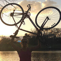 Bike: Kincaid Lake Loop