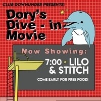 CDU Presents: Dive-In Movie