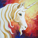 Family Room Event: Non-alcohol Paint Class: Mystic Unicorn