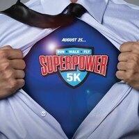 FAN EXPO'S SUPERPOWER 5K