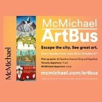 McMichael Art Bus
