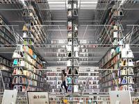 Mui Ho Fine Arts Library Tours