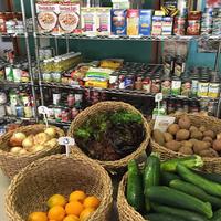 Island Food Pantry Open