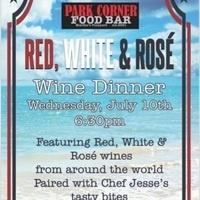 Red, White & Rose