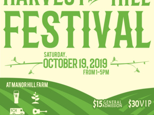 2019 Harvest at the Hill Festival