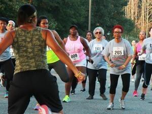 5K Run Against Senior Hunger