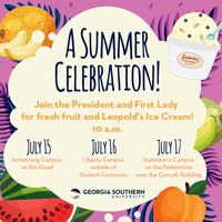 A Summer Celebration - Statesboro Campus