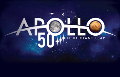 From the Moon to Mars and Beyond - Apollo 11's golden anniversary event