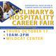 Providence Campus - Culinary & Hospitality Career Fair