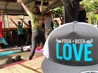 Yoga + Beer at Stormbreaker Brewing