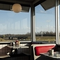 Reception: Waffle House Vistas